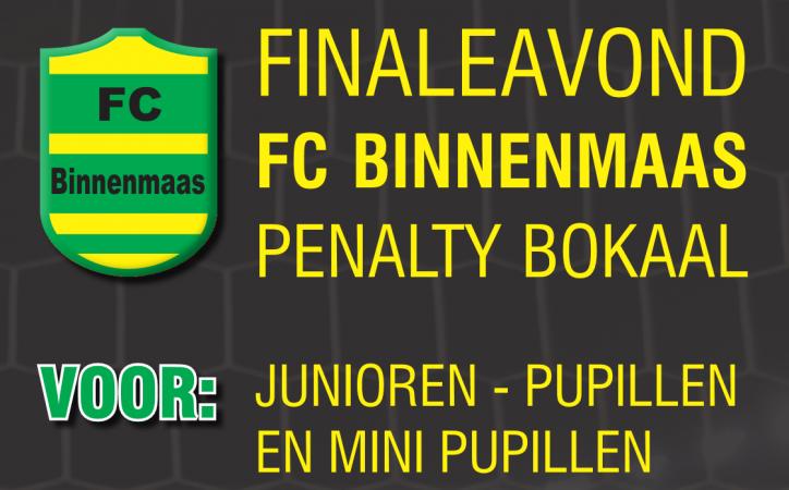 Deelnemers Penalty Bokaal 2016 bekend