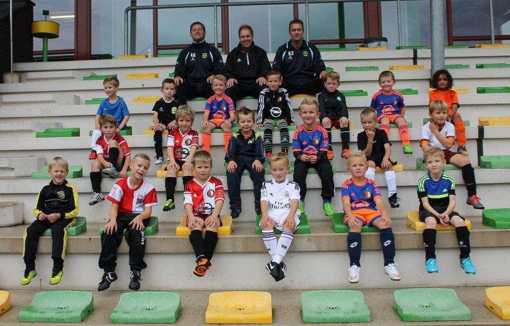 FC Binnenmaas op zoek naar MINI F en F jeugd