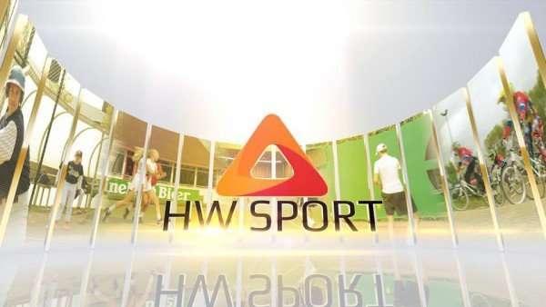 Speciaal editie HW-Sport aan tafel op 18 januari 2017