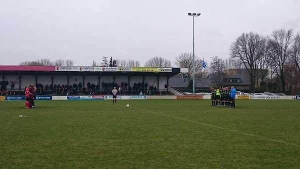 FC Binnenmaas opnieuw met lege handen