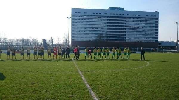 FC Binnenmaas voor de 3e keer onderuit