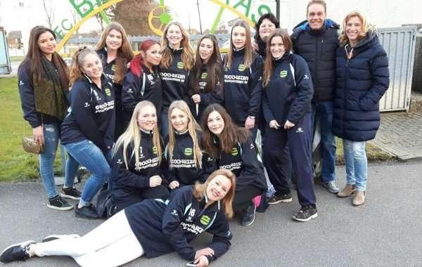 FCB MB1 bij Nederland - Zweden