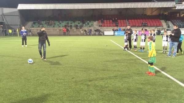 FCB E2 naar Finale penaltybokaal