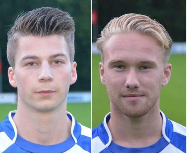Ralf v.d. Giesen en Robin Bezemer (v.v. Drechtstreek) naar FC Binnenmaas