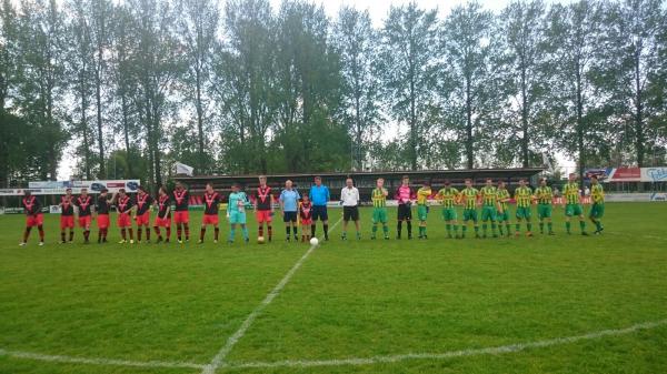 FCB jaagt op plek voor nacompetitie voor promotie