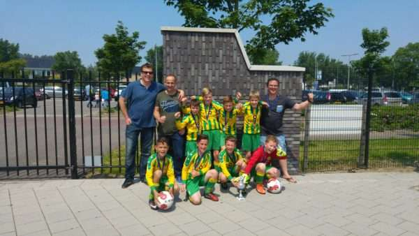 E5 Succesvol in Hoek van Holland