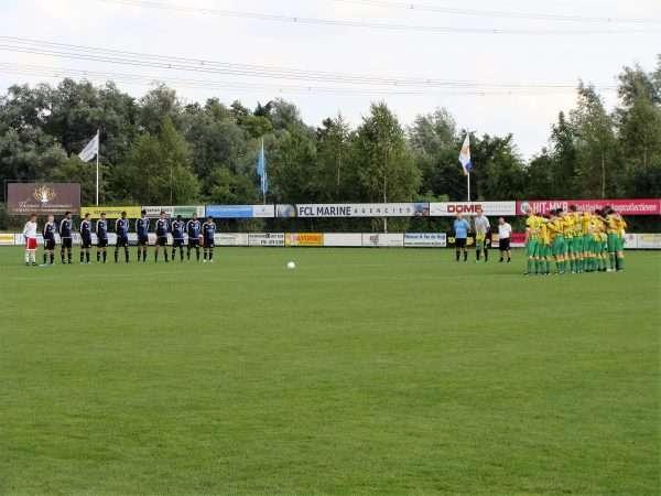 FCB verliest eerste wedstrijd van Pelikaan