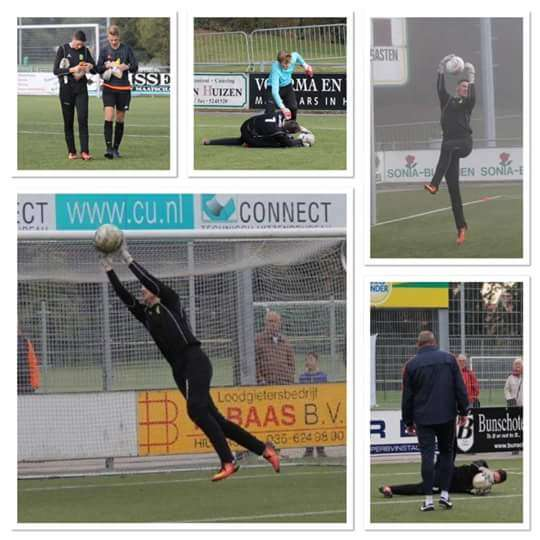 JO 17-1 keeper Jarmo Hartgers naar finale Keepersdag