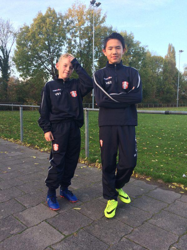 Weer 2 talenten van FC Binnenmaas gescout!