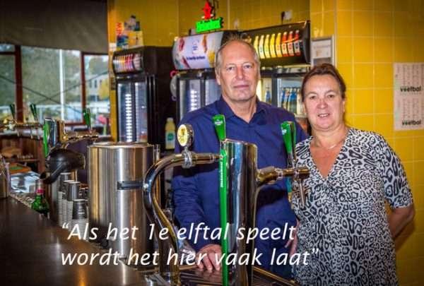FC Binnenmaas bestaat 10 jaar..
