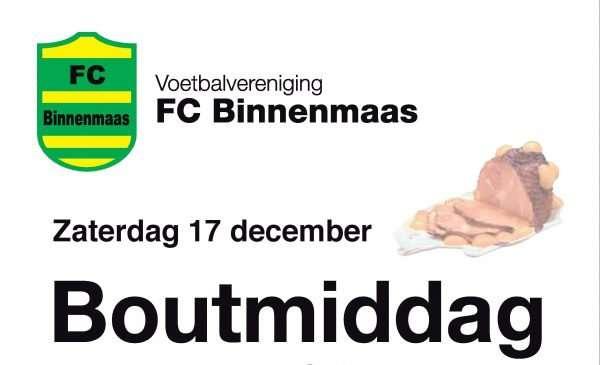 17 december Boutmiddag
