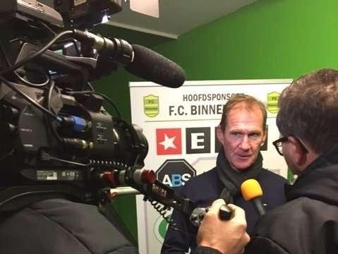 HW1 TV bij FC Binnenmaas - Heerjansdam