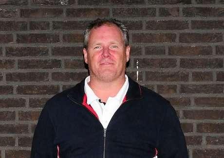 Martin Remmers assistenttrainer 1e elftal 2017-2018