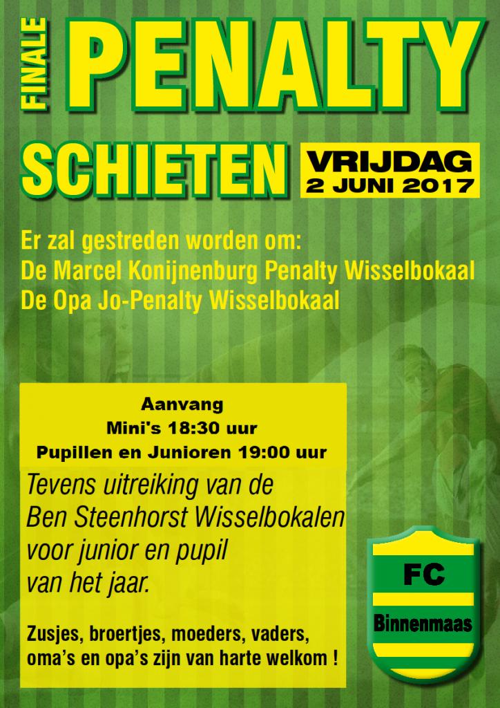 Finale penaltyschieten