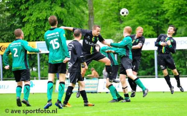 Nacompetitie voor FC Binnenmaas na verlies tegen Heerjansdam