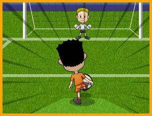 Penalty-Schieten