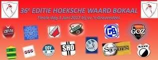 Succes voor de meiden tijdens de finale van de Hoeksche Waard Bokaal