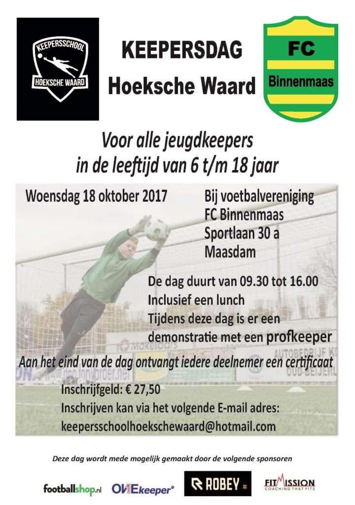 Keepersdag Hoeksche Waard