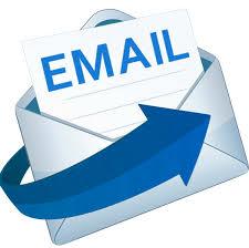 Juiste e-mailadres van alle leden
