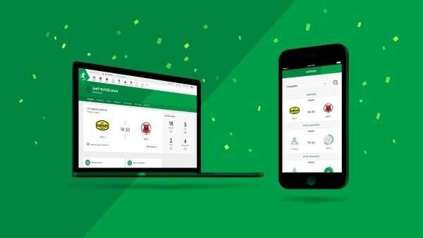 De Voetbal.nl app