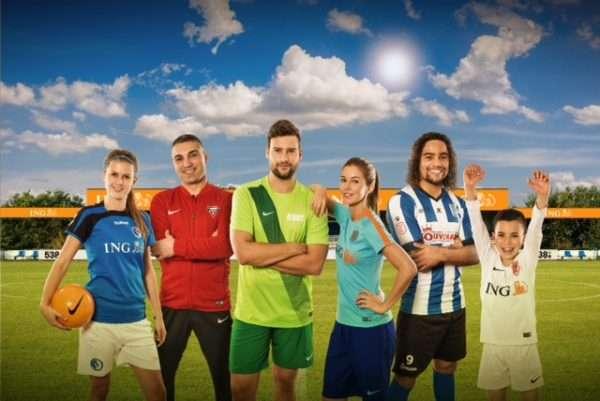 ING en Radio 538 laten voetbaldromen uitkomen. Doe mee en pitch jouw voetbaldroom!