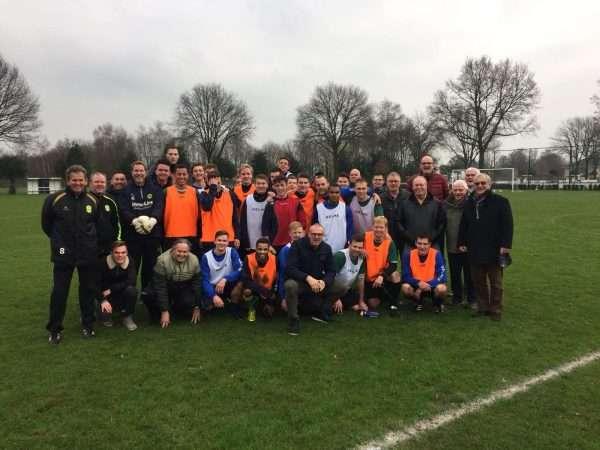 Succesvol trainingskamp selectie FC Binnenmaas