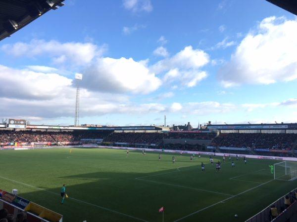 FC Binnenmaas bezoekt Sparta - Willem II