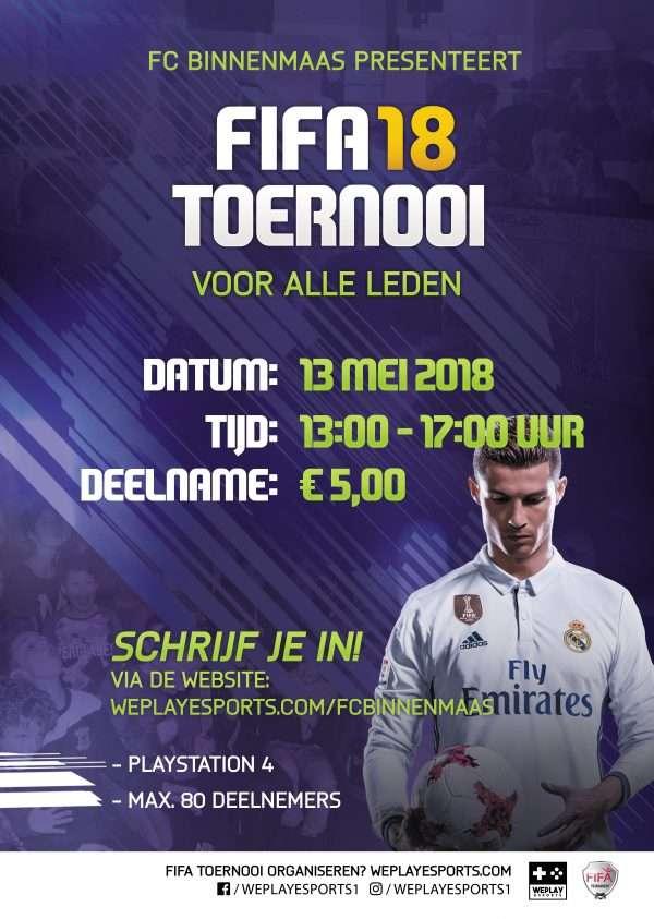 FIFA 18 toernooi