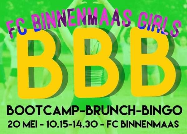 BBB - Evenement voor meiden