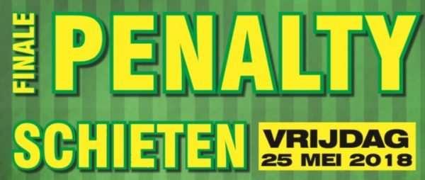 Finale Penalty schieten