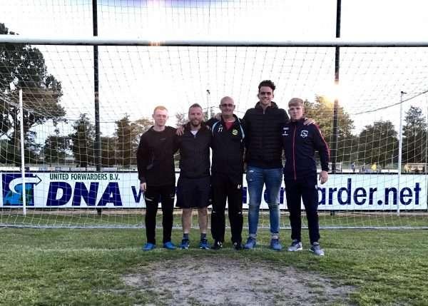 FC Binnenmaas legt maar liefst 5 keeperstrainers vast