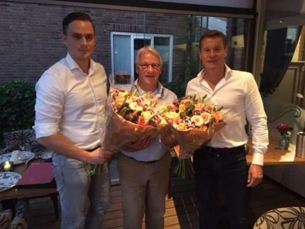 "Nieuwe ""shirtsponsor"" FC Binnenmaas 1"