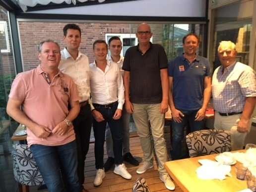 Huidige sponsors FC Binnenmaas 1 verlengen sponsorcontract